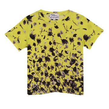 圖片 Opening Ceremony by A for Apple Floral Tee