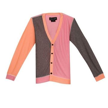 圖片 Hobo Cardigan - Carrot