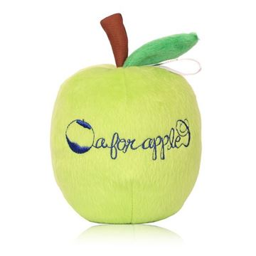 圖片 Apple Plush Toy